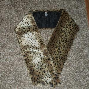 Cheetah Shawl